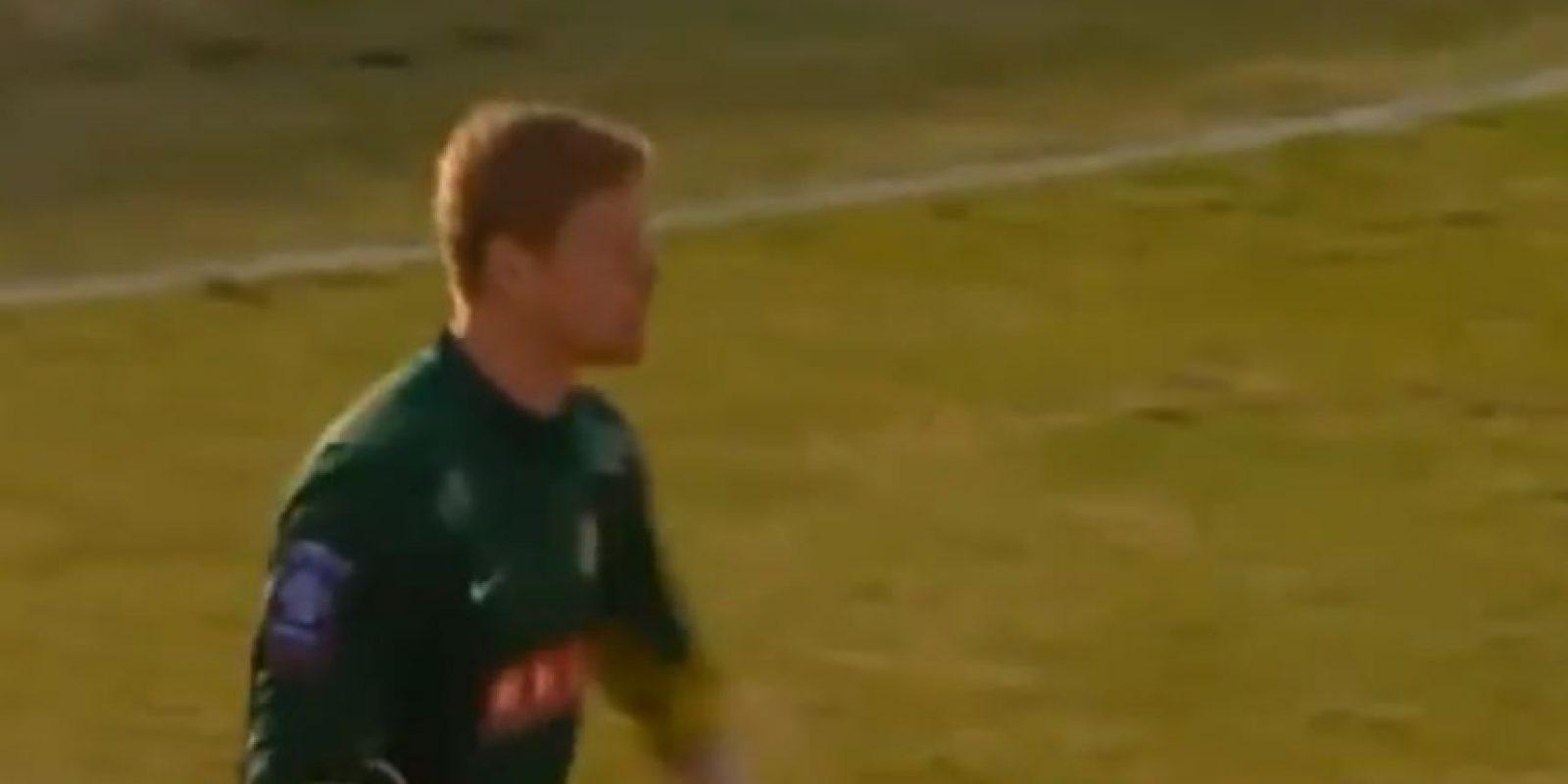 Patrik Christoffer Kallqvist Foto:Youtube: futboletetv