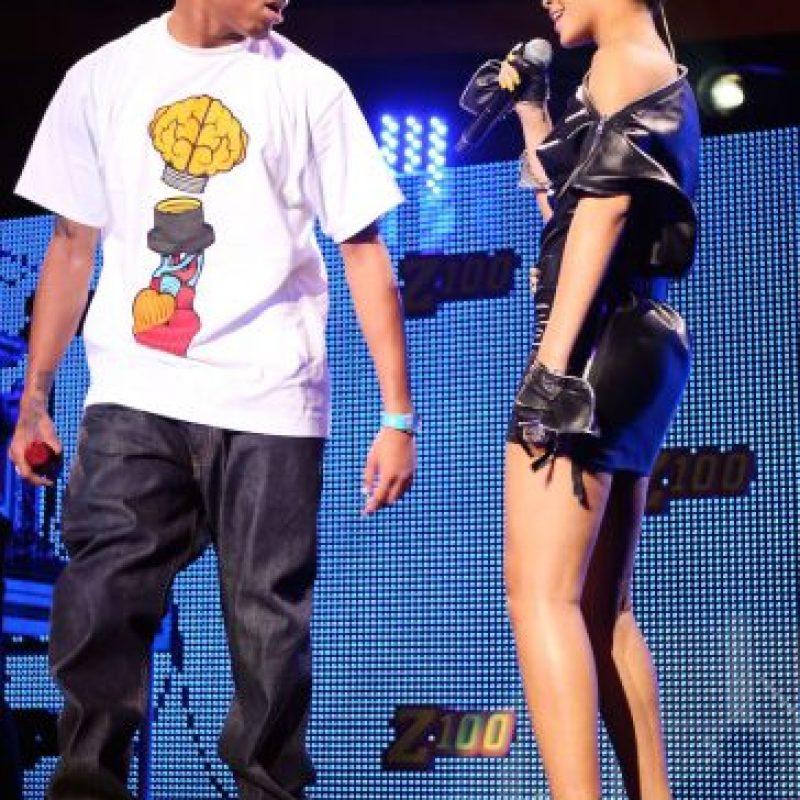 Golpeó a Rihanna en 2009, un día antes de la entrega de premios Grammy. Foto: Getty