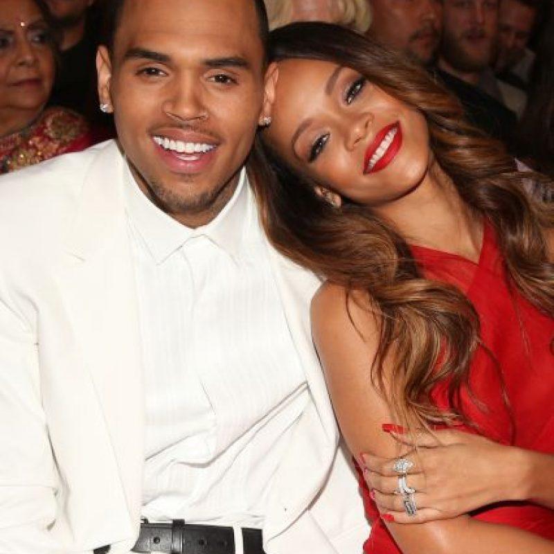 """Después fue perdonado en 2012, cuando participó en la misma ceremonia como parte de un especial llamado: """"El especial del regreso de Chris Brown"""". Foto:Getty"""