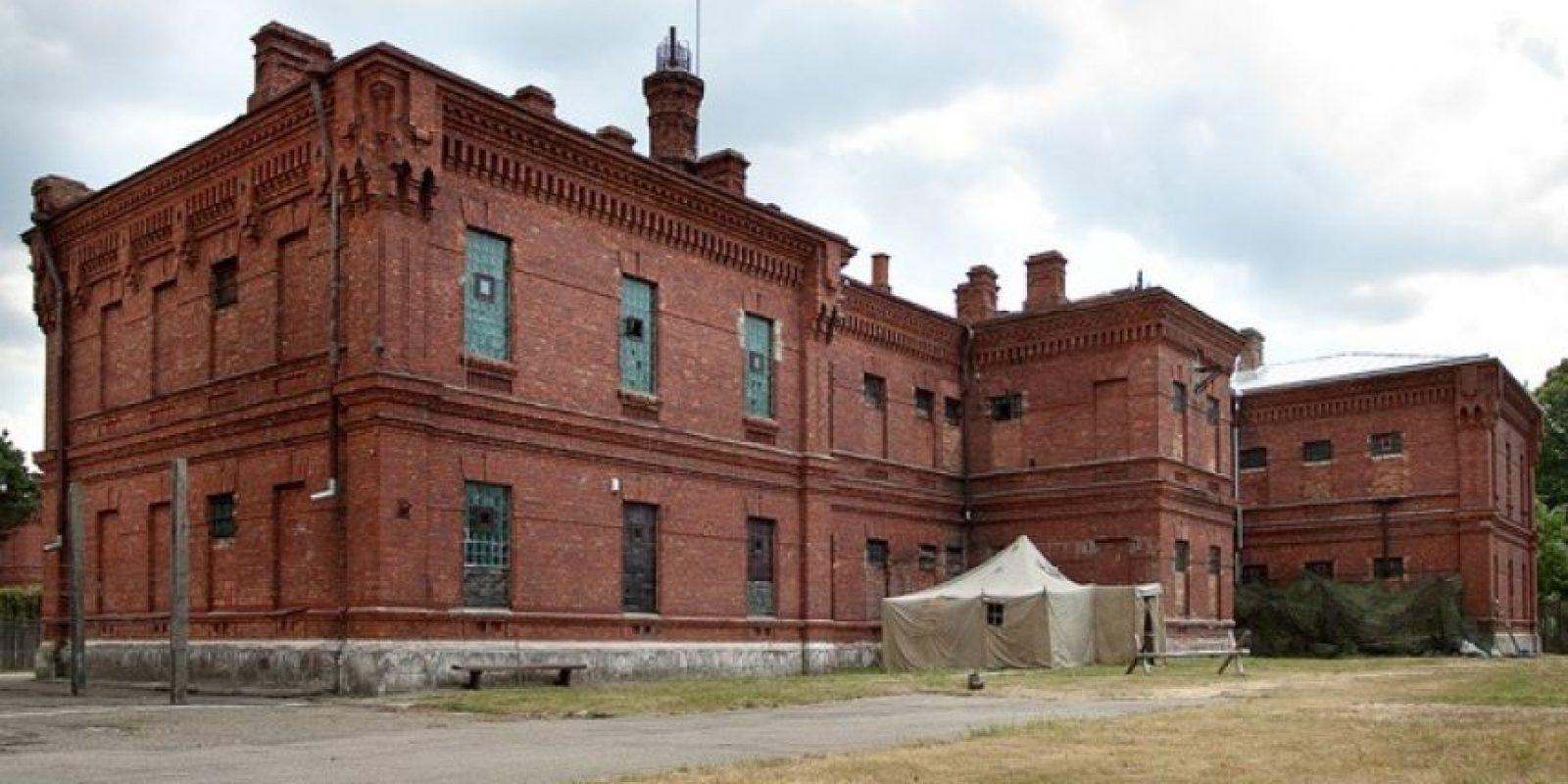 Karostas Cietums, en Letonia. En esta prisión de 0 estrellas serán tratados como criminales. Foto:Flavorwire