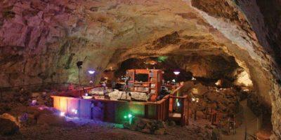 Cavernas del Gran Cañón, en Estados Unidos. Foto:Listverse