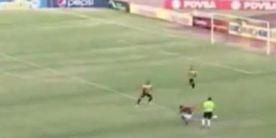 José Contreras Foto:Youtube: futboletetv