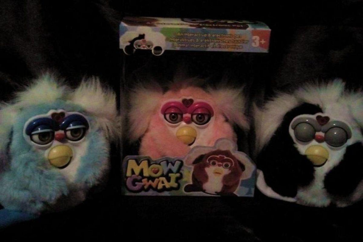 Estos Furbys quieren matarlos. Foto:Tumblr/Bootleg Toys