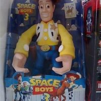 Woody ahora toma muchas anfetaminas. Foto:Tumblr/Bootleg Toys