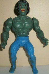 ¿Este Hulk qué o qué? Foto:Tumblr/Bootleg Toys