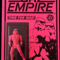 Los soldados de Darth Vader eran súper gays Foto:Tumblr/Bootleg Toys