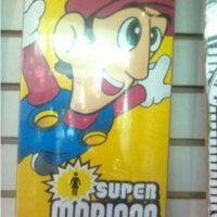 Mario se hizo cirugía plástica y quedó como Adrien Brody Foto:Tumblr/Bootleg Toys