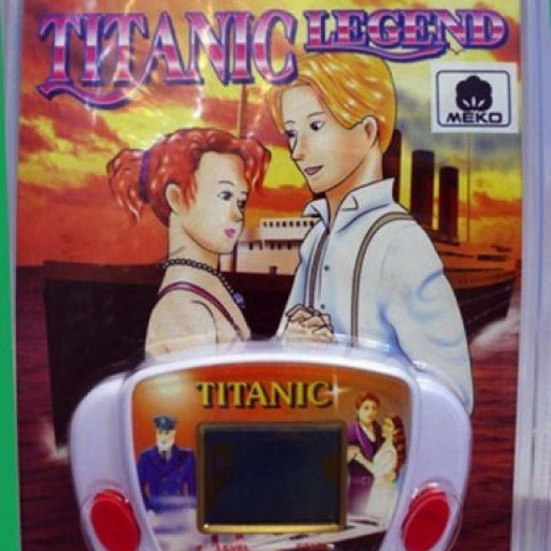 Sí, hay un juego de Jack y Rose en Titanic Foto:Tumblr/Bootleg Toys