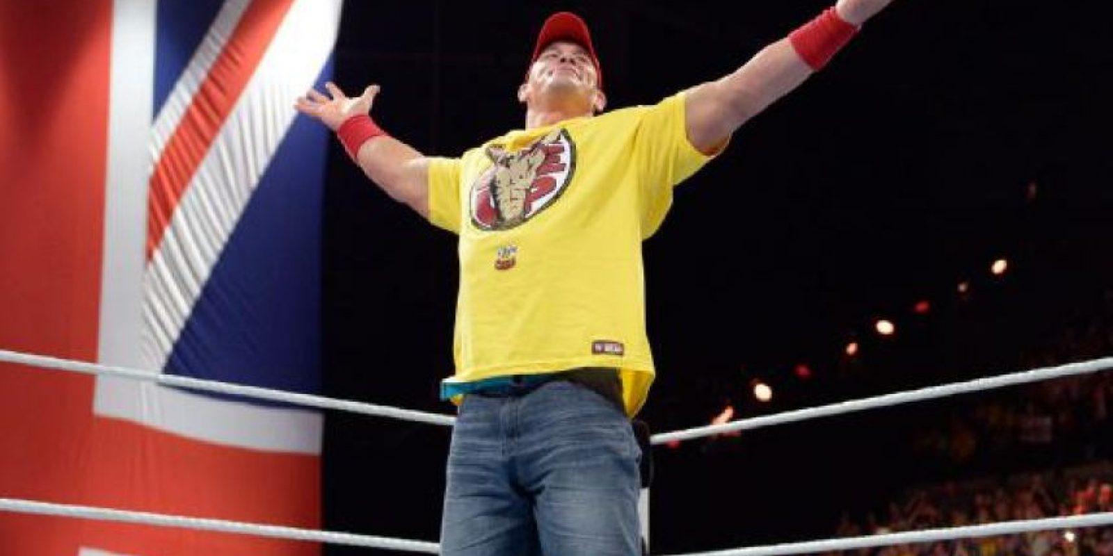 """""""El Marine"""" lidera el equipo para hacerle frente a la Autoridad Foto:WWE"""