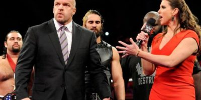 Estas son las mejores imágenes previas a Survivor Series Foto:WWE