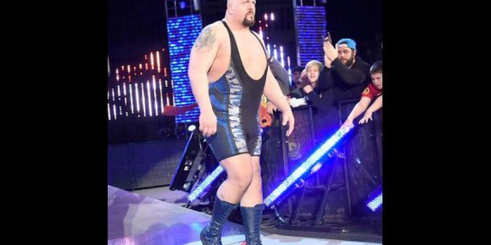 Después Big Show Foto:WWE