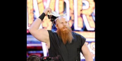 Eric Rowan fue el último en unirse Foto:WWE