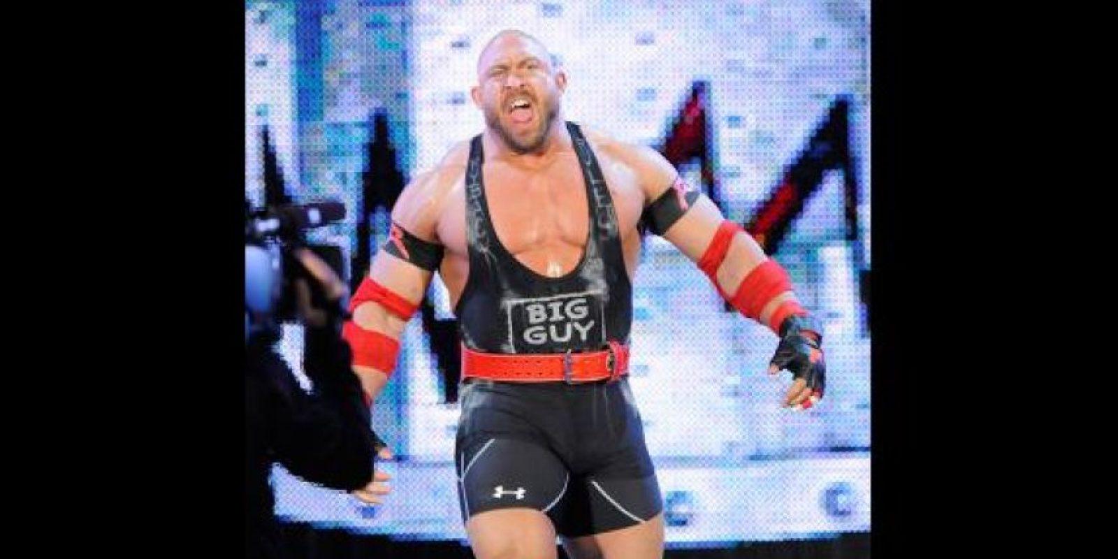 Ryback dejó a La Autoridad para irse al lado de Cena Foto:WWE