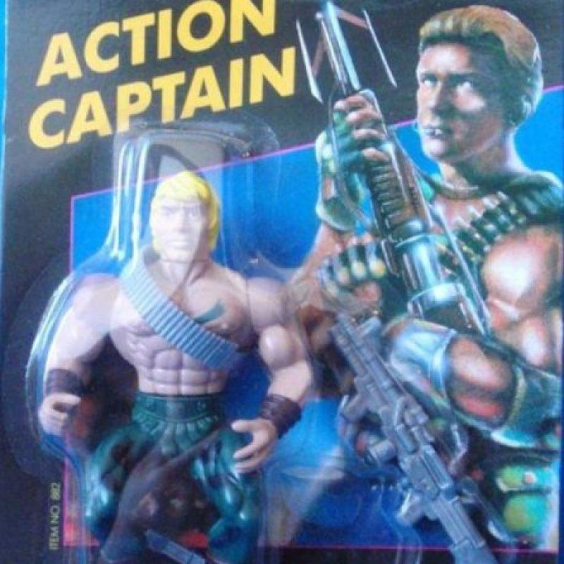 """Governator"" tiene un juguete. Foto:Tumblr/Bootleg Toys"