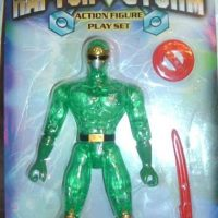 "Un ""Power Ranger"" Foto:Tumblr/Bootleg Toys"