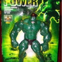 Hulk, otra vez. Foto:Tumblr/Bootleg Toys