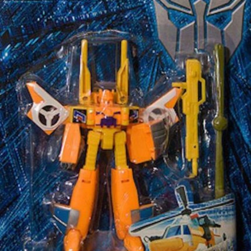 """Los robots de Transformers ahora están más """"alegres"""" Foto:Tumblr/Bootleg Toys"""