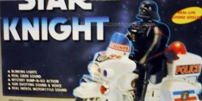 Darth Vader ya no usa la Estrella de la Muerte Foto:Tumblr/Bootleg Toys