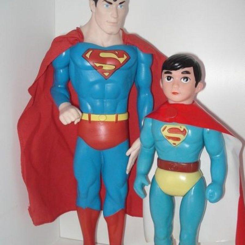 Superman y su familia secreta. Foto:Tumblr/Bootleg Toys