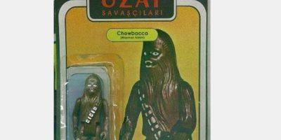 Chewie en un momento random. Foto:Tumblr/Bootleg Toys