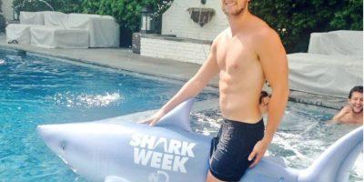 Tiene 21 años Foto:Facebook Patrick Schwarzenegger