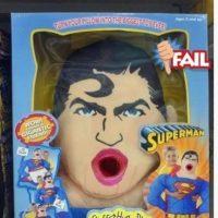 Superman obsceno. Foto:Tumblr/Bootleg Toys