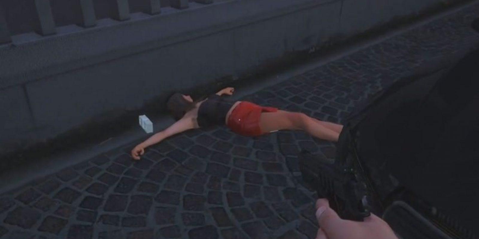 Y de una manera bastante sangrienta. Foto:Grand Theft Auto