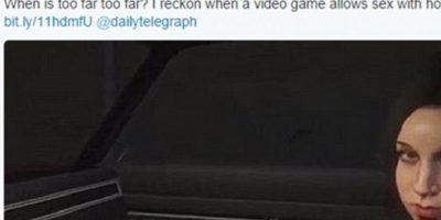 Muchos ya se han quejado de esta nueva forma de tener sexo en el juego. Foto:Grand Theft Auto