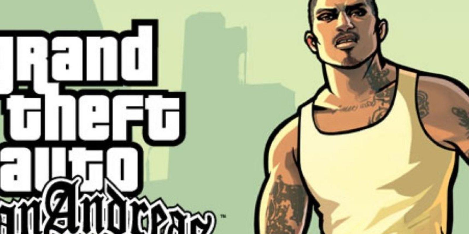 Grand Theft Auto ha sido el juego más vendido de la historia. Foto:Grand Theft Auto