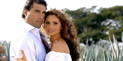 Como primera dama, ha acompañado a Enrique Peña Nieto en algunos viajes oficiales Foto:Televisa