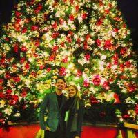 Estuvieron juntos en Navidad del año pasado Foto:Instagram @patrickschwarzenegger