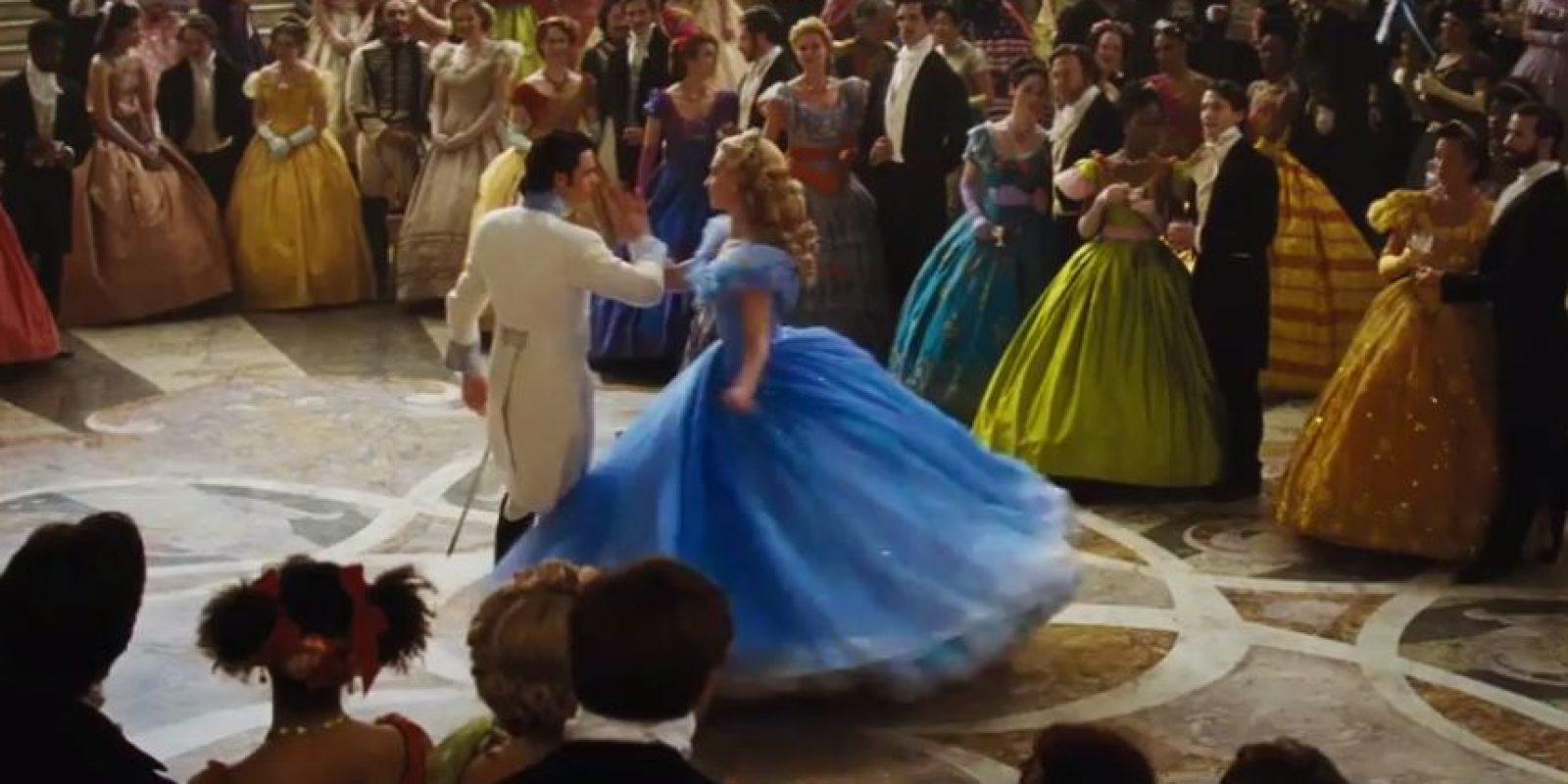 La película animada se estreno en 1950 Foto:Disney Movie Trailers