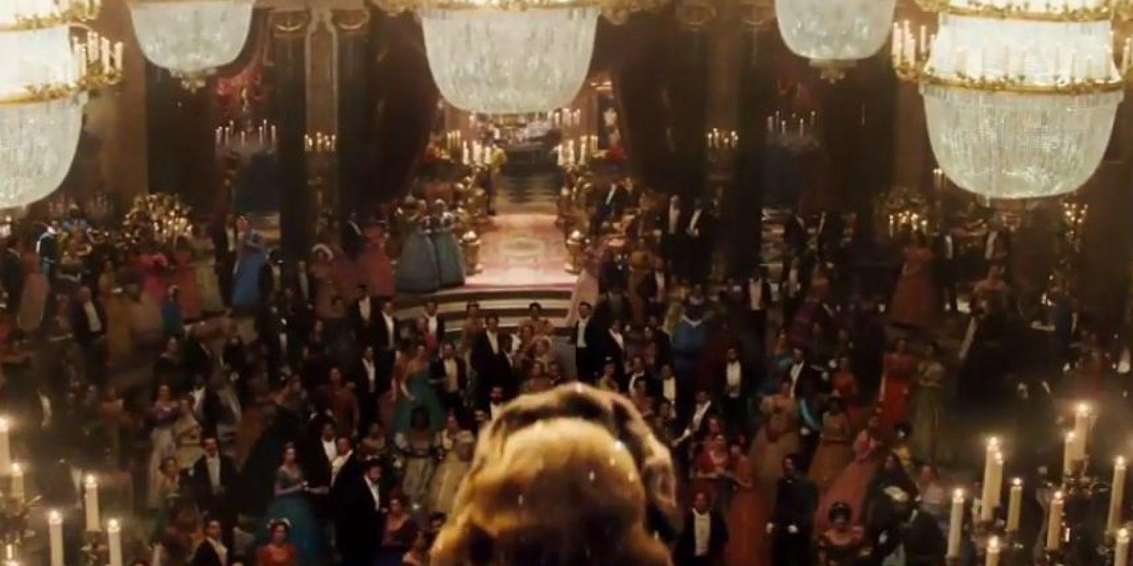 Basada en el cuento popular del mismo nombre de Charles Perrault Foto:Disney Movie Trailers