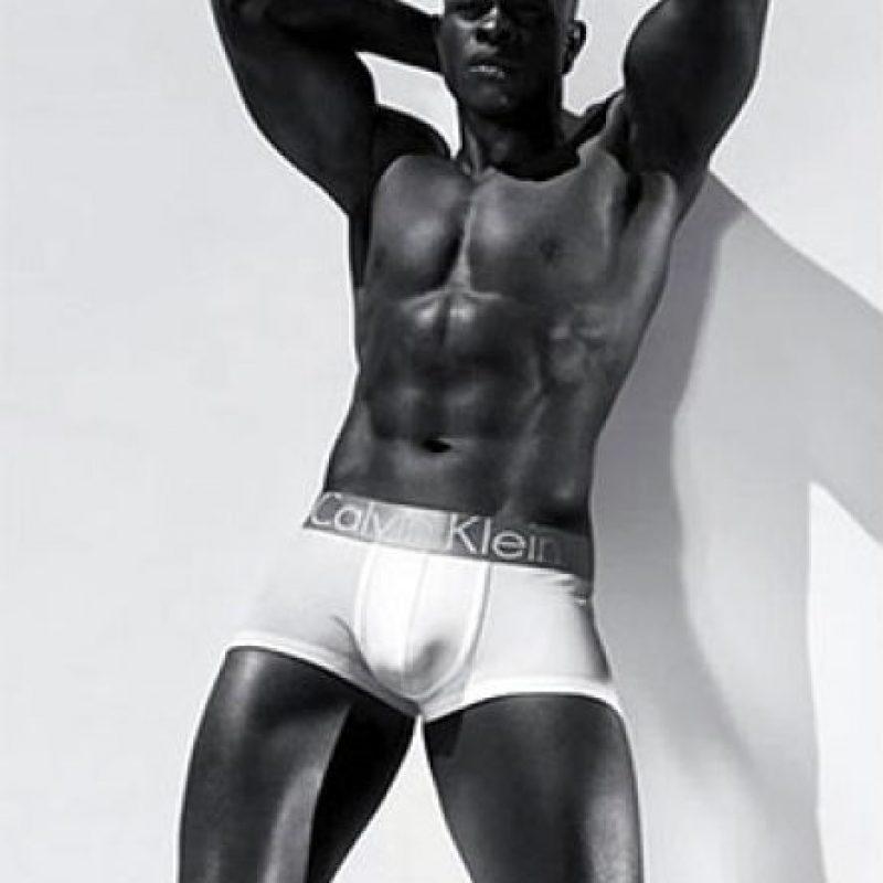 Djimon Hounsou Foto:Calvin Klein