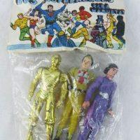 No hacen parte de la liga, pero ahí están. Foto:Tumblr/Bootleg Toys