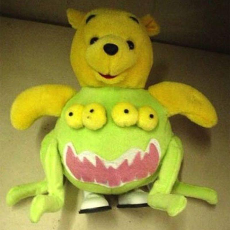 """Una versión tierna de """"Alien"""" Foto:Tumblr/Bootleg Toys"""