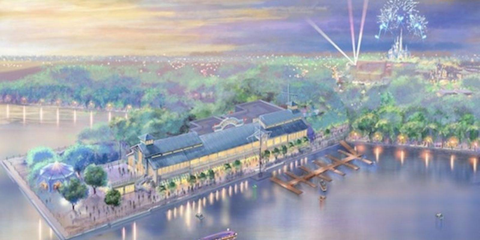Este es el diseño exterior del hotel Foto:Disney Insider Blog
