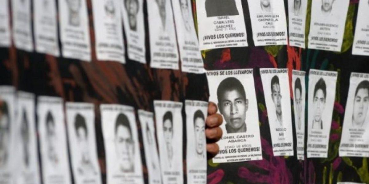 FOTOS: Protestas en el mundo por desaparición de 43 estudiantes mexicanos