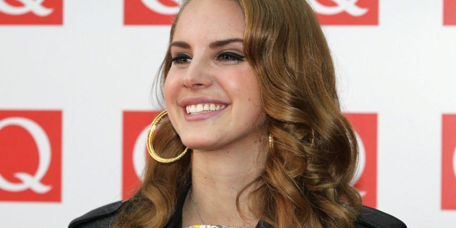 En dicho video Lana del Rey es asaltada sexualmente. Foto:Getty