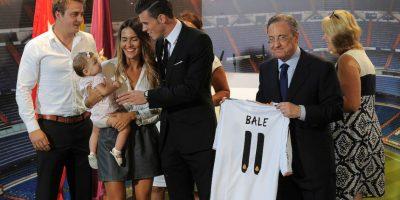 La pareja tiene una pequeña hija. Foto:Getty Images