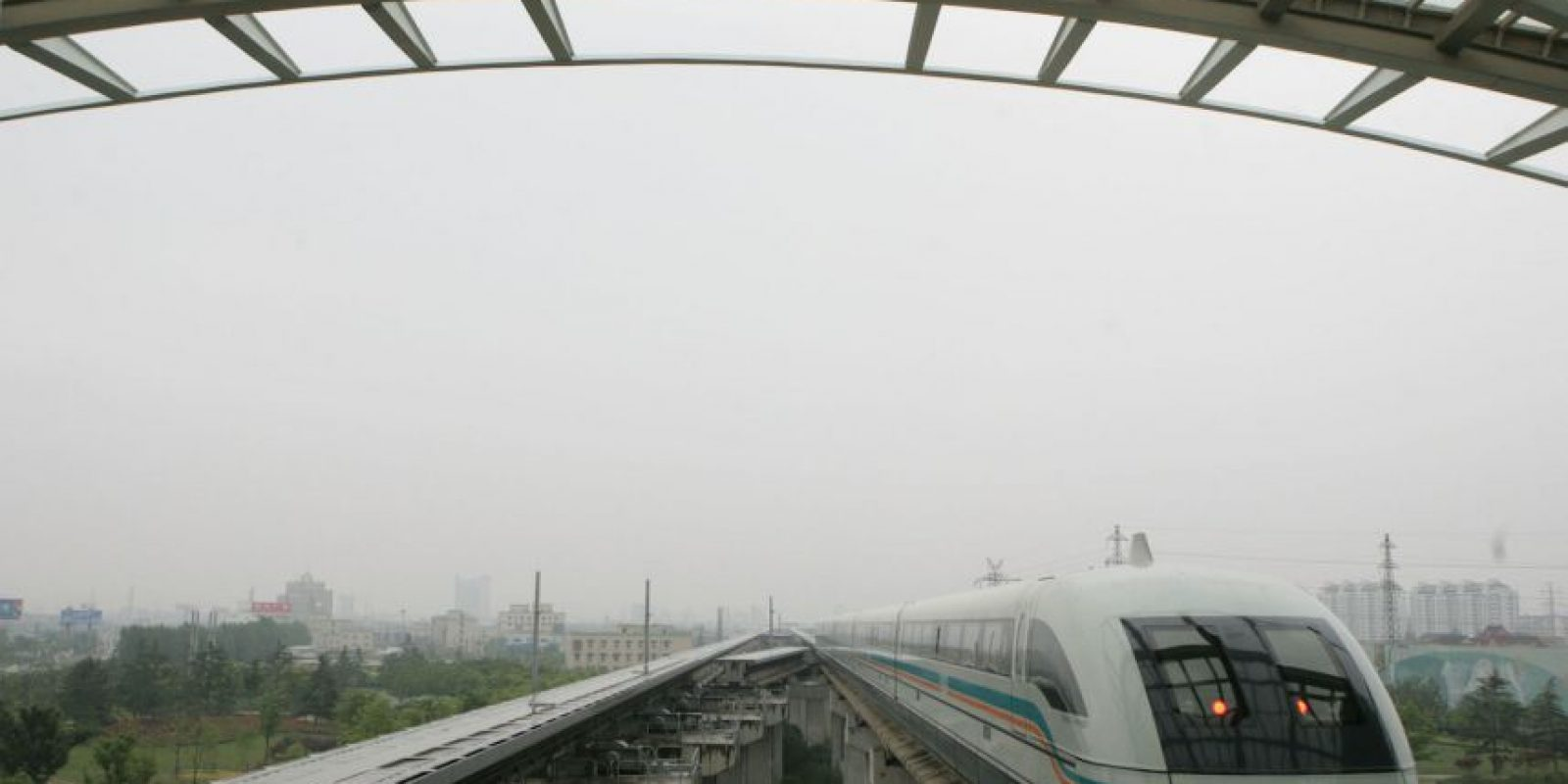 Shanghai Maglev Foto: Getty