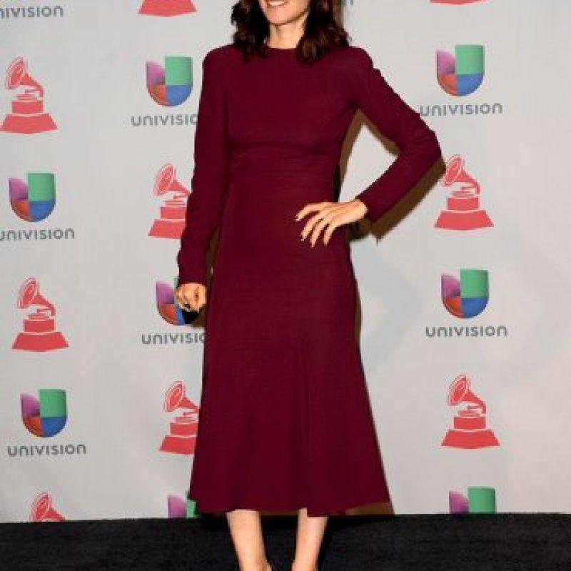 Le sigue Julieta Vengas Foto:Getty Images