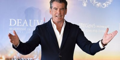 Pierce Brosnan (2014) Foto: Getty Images