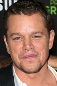 Matt Damon (2014) Foto: Getty Images