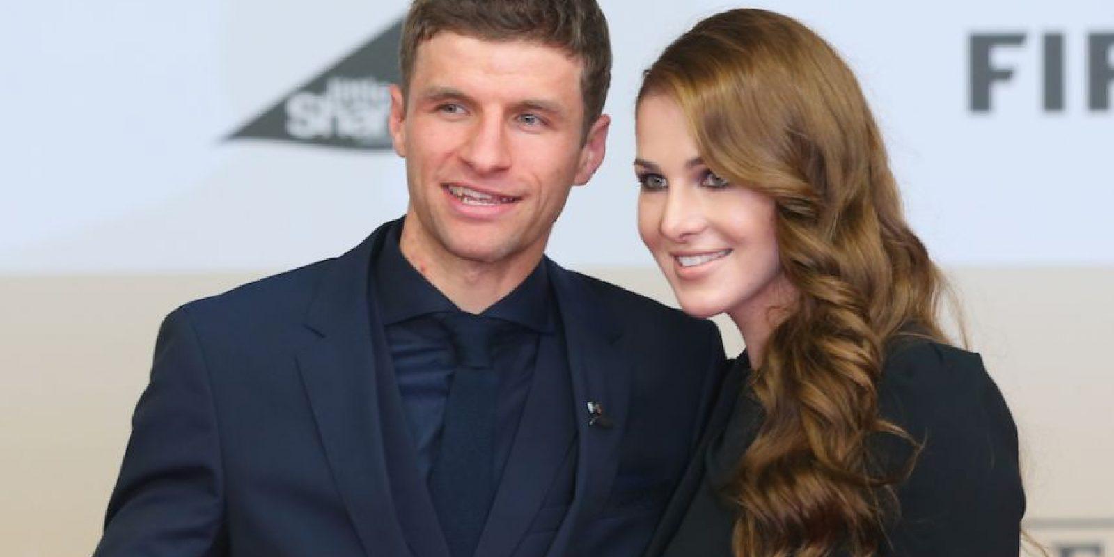 El futbolista alemán se casó en 2009. Foto:Getty Images