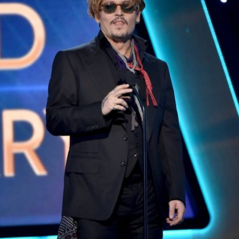 Johnny Depp (2014) Foto: Getty Images