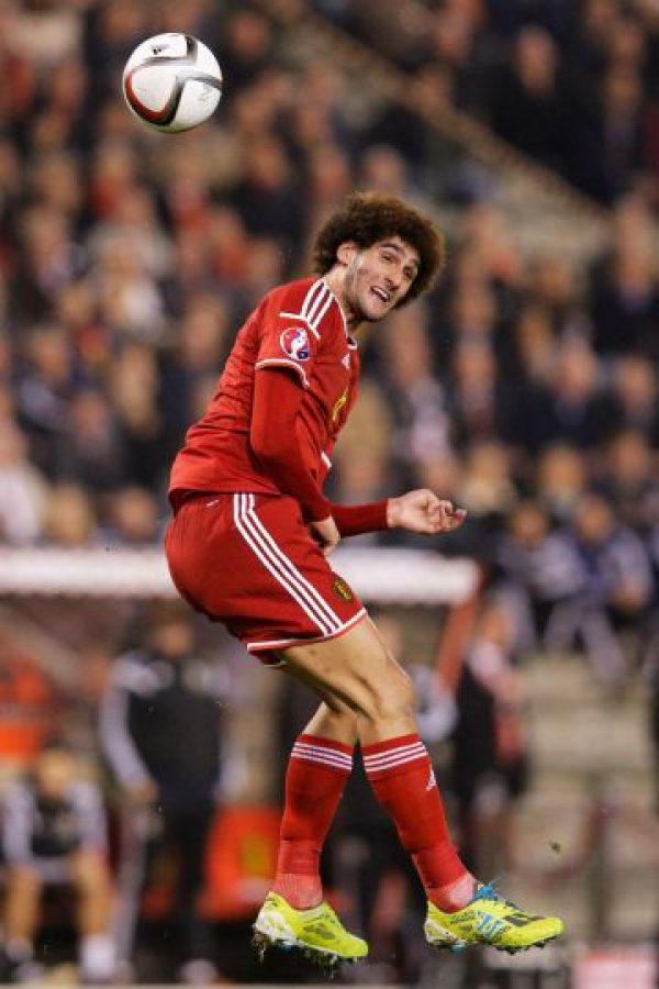 Marouane Fellaini Foto: Getty