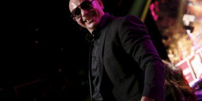 El cubano Pitbull Foto:Getty
