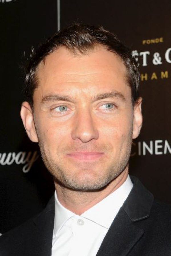 2014, Jude Law Foto: Getty Images