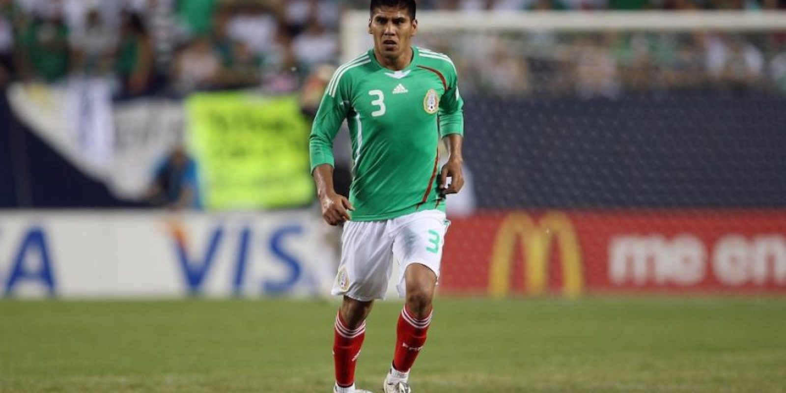 Carlos Salcido, futbolista mexicano. Foto: Getty Images